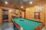 Lakeview - Beavers Bend Luxury Cabin Rentals - Downstairs