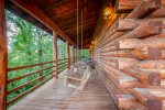 Lakeview - Beavers Bend Luxury Cabin Rentals - Deck