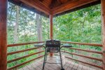 Lakeview - Beavers Bend Luxury Cabin Rentals - Propsane Grill