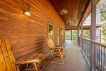 Gas Fireplace  401kation Lodge  Beavers Bend Luxury Cabin Rentals