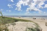 Just steps away from pristine Mustang Island beaches
