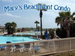 Mary`s Beachfront Condo