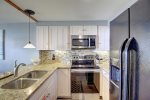 Beautifully updated galley kitchen