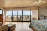 Enjoy ocean views from the master bedroom