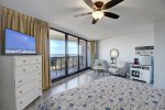 Master en-suite bedroom with perfect ocean views