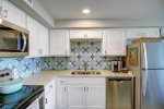 Seas The Day @ Coral Cay fully updated kitchen