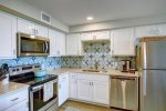Quartz counters, all stainless appliances...completely remodeled