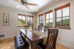 Dining Area with Picturesque Views