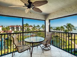 Pointe Santo A41 Sanibel Island vacation rental. Beach, pool, tennis, wifi