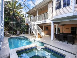 Captiva Breeze Pool Home near beach