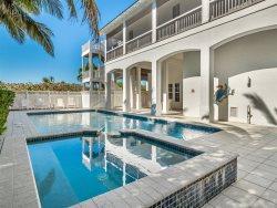 Shell Seekers Captiva Island luxury beachfront estate home