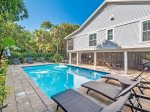 On the Wiles Side - Completely renovated Captiva Island Pool home near beach