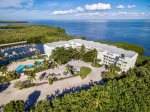 Marina views, heated pool, hot tub, short walk to the beach