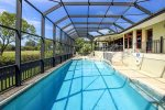 Par View Beachview Estates Home with private pool and golf course views