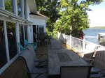 Upper Lakeview Deck