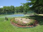 2nd Tennis Court with Pickleball Nets
