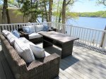 Lakeview Open Air Deck