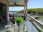 Open Air Lakeview Deck