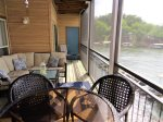 Screened in Lakeview Deck