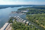 Lower Level Lakeview Deck