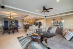 Lakeview Master Suite with Private Bath