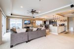 Lakeview Fully Equipped Kitchen