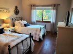 3rd Bedroom with 2 Twin Beds House 1