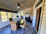 Screened In Air Conditioned Porch House 2