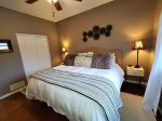 3rd Lakeview Bedroom with Queen Bed House 2