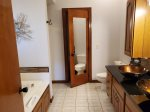 Lakeview Master Bedroom Bathroom House 1