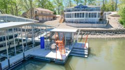 5 Bedroom Commanding Main Channel View Lakefront House