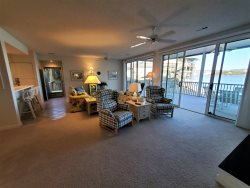 Awesome Lower Level 3 Bedroom Lakefront Condo