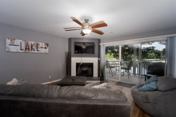 Lakeside 2 Bedroom Condo with State Park Cove View