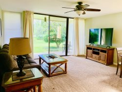 Hale Mala ~ Golf course and garden setting with all the comforts of home