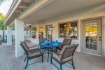 Covered Patio for Outdoor Entertaining