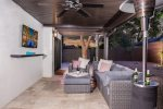 Outdoor Living with Wall Mounted TV