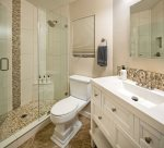 Master bathroom - Quality soaps provided