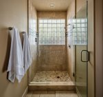 Quality walk-in shower