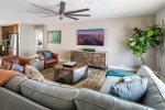 North Scottsdale designer home w/heated pool & private yard