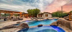 Relax & Play in The Ultimate Scottsdale Retreat