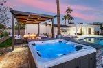 Delightfully private Scottsdale home