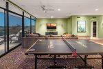 Quality ping pong table, Arcade game, Foosball, Playstation 5