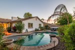 Family friendly home with heated* pool, hot tub, and more!