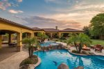 Pet Friendly, Extravagant North Scottsdale Estate - Theater, Bball & more!