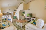 PET FRIENDLY DUPLEX, LOCATED IN THE DUNES GOLF AND TENNIS CLUB ON SANIBEL! THE PERFECT MONTHLY GETAWAY!