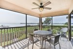 Private Lanai With Bay Views