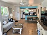 DRIFTWOOD COTTAGE #2- OLD FLORIDA STYLE COTTAGE WITH UPDATES AND ONLY A WALK TO THE BEACH! BRING YOUR FURRY FRIEND TOO!