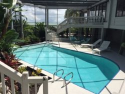 FERRY ROAD HOME- BRAND NEW TO PROGRAM- NEW PHOTOS TO COME! PRIVATE POOL AND BEACH HOME!