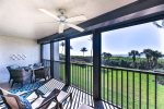 Private Screened In Lanai With Breathtaking Gulf Views