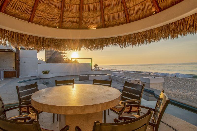 Villa Blue Sea - beachfront vacation rental